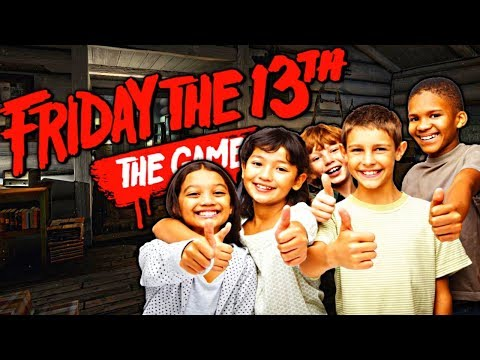 Kids Cheating In Friday The 13th