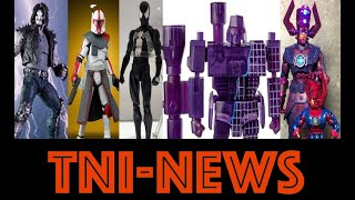 New Marvel, DC And The Boys MAFEX, Walmart Collector Con Exclusives, DC Multiverse Lobo And More