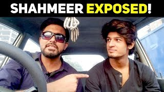 The Wide Side ft. Shahmeer Abbas Shah - Msg for Pakistan YouTube Community
