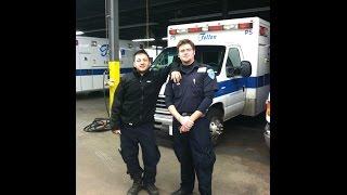 sean padell final call fallon ambulance honors