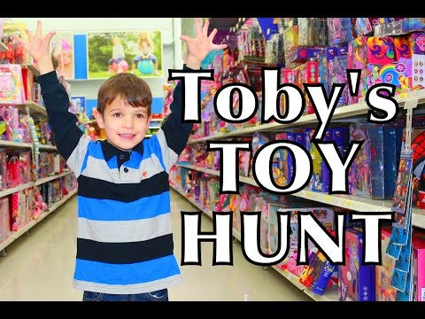 Toy Hunt Frozen TOBY Toy Shopping AllToyCollector Imaginext TMNT