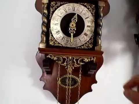 Relógio Holandes Warmink Wuba