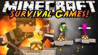 Minecraft Sky Network Survival Games : INSANE KILLING SPREE!