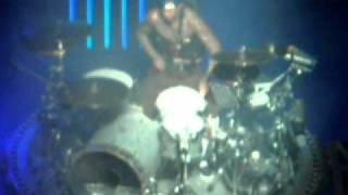 Travis Barker Drum Solo (Indipendent Day, Bologna 04-09-10)