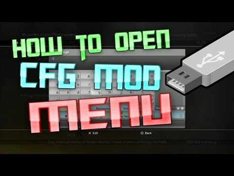MW2 Mod Menu PS3 Download - YouTube