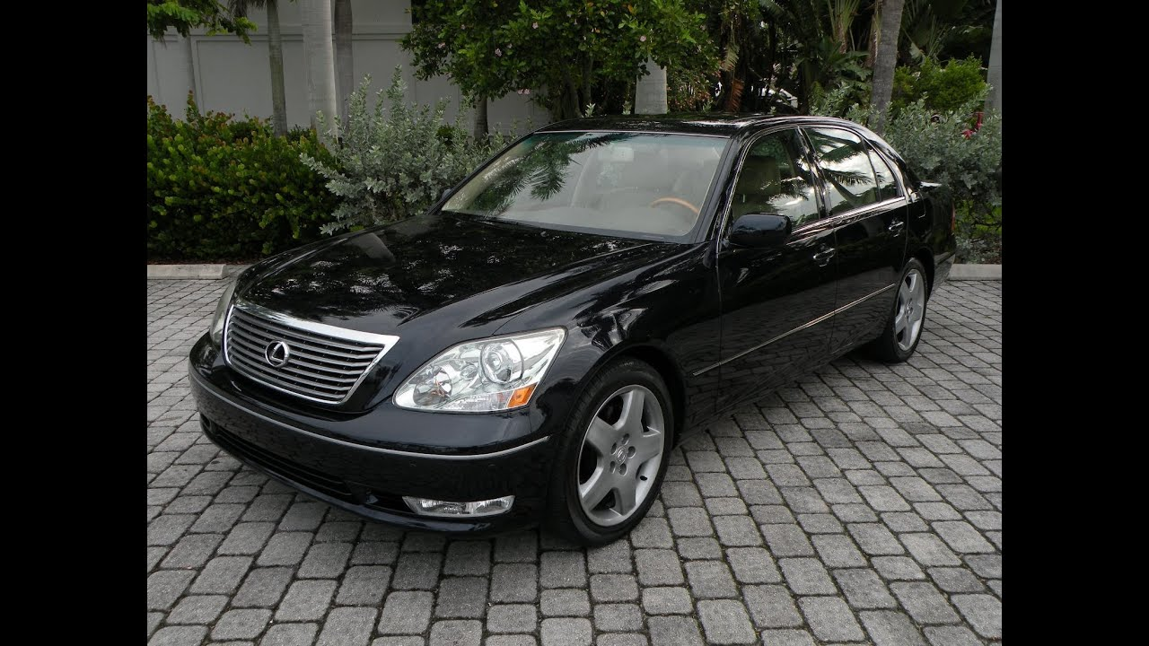 2005 lexus ls430 for sale auto haus of fort myers florida youtube. Black Bedroom Furniture Sets. Home Design Ideas