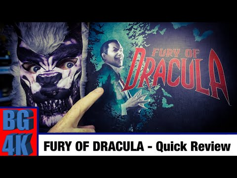 Fury of Dracula Review – Still Worth It?