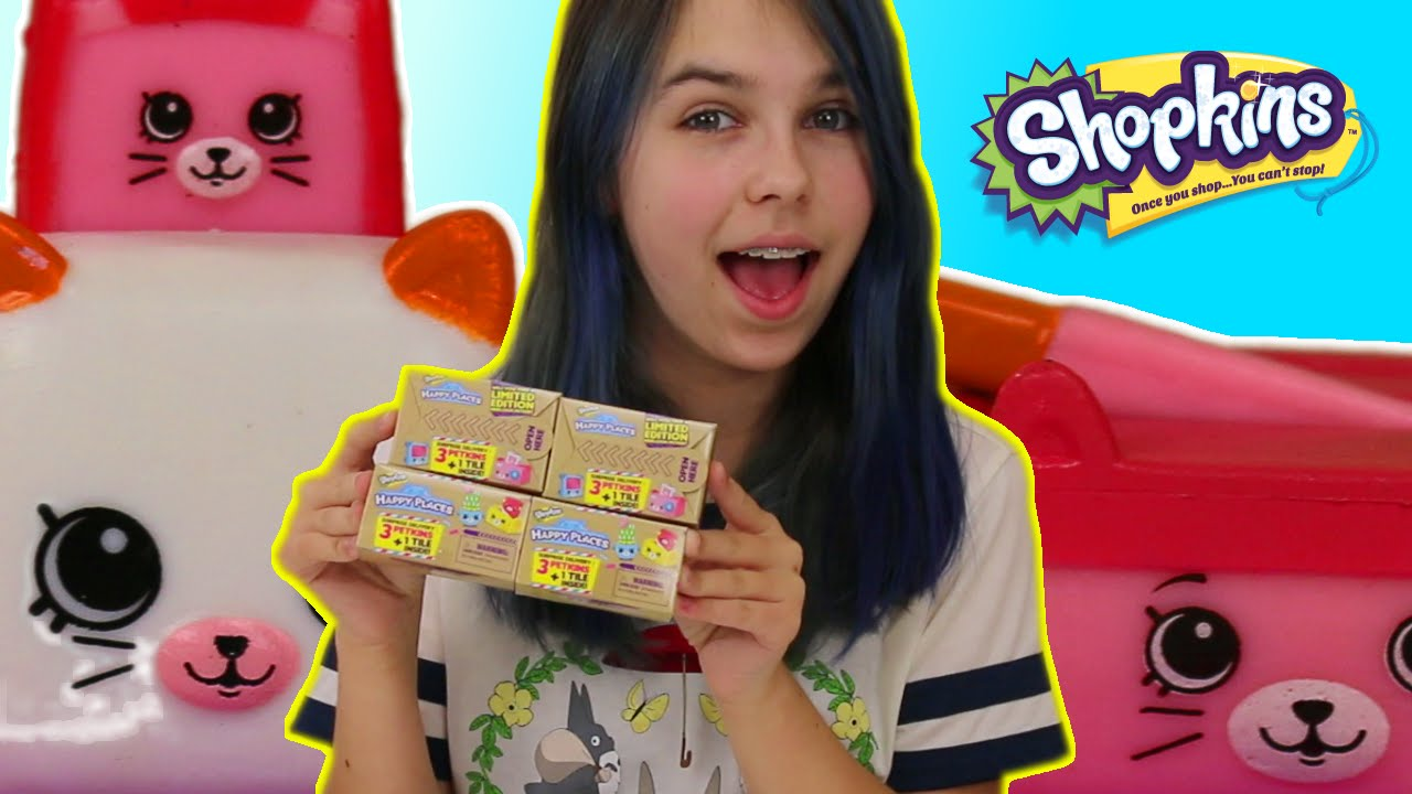 Download SHOPKINS HAPPY PLACES TOY SURPRISE DELIVERY BLIND BOX OPENING | RADIOJH AUDREY