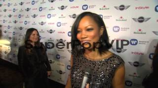 INTERVIEW - Garcelle Beauvais on the event at Warner Musi...