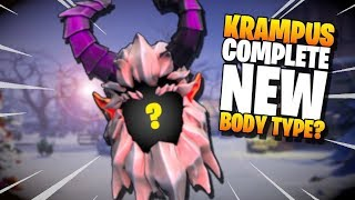 NEW HERO or NEW BOSS FIGHT? | Fortnite Save the World PvE *KRAMPUS*