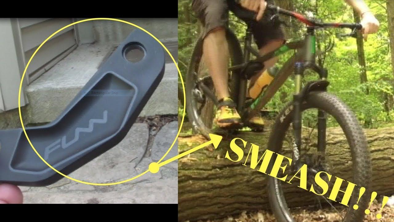 Funn Zippa Lite Bash Guard 34-36T ISCG05 Mount Mountain Bike Chainring Protector