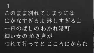 カラオケファンのための練習用動画.