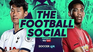 LIVE PREMIER LEAGUE WATCHALONG! | Spurs 1-1 Man United | The Race for Europe
