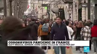 With record 52,000 new cases, France struggles to contain Covid-19