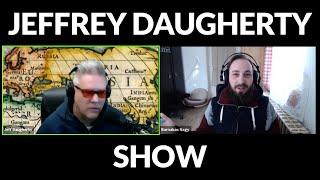 Me On The Jeffrey Daugherty Show Tartaria, Mud Flood amp Fake History
