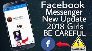 Facebook Messenger Super Secret 2018 Girls Be Careful