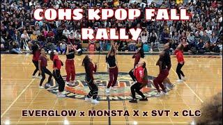 {COHS KPOP CLUB} Fall Rally | Adios, Dramarama, Highlight, Me