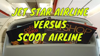 SINGAPORE- BALI WITH JET STAR: COMPARING JET STAR AND SCOOT AIRLINE, WHICH ONE I LIKE MORE?