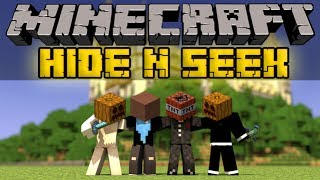 Игра в прятки - Minecraft Hide N Seek Mini-Game [LastRise]