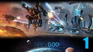 Grey Goo-Campaign Part 1 (The Invaders Arrive)