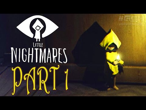 Little Nightmares - Chapter 1: The Prison [No Commentary]