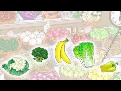 Kids Game -  Educational Kids  Healthy Food Hunt Games- Funny Games Kids
