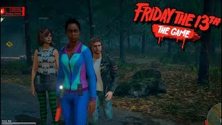 JUNTITOS LOS 4!! FRIDAY 13th: THE GAME
