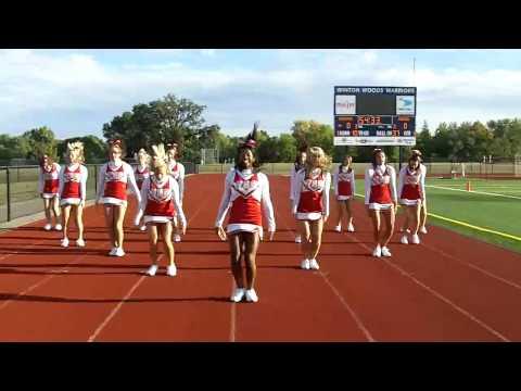 "Fairfield High School ""Hello"" Cheer"