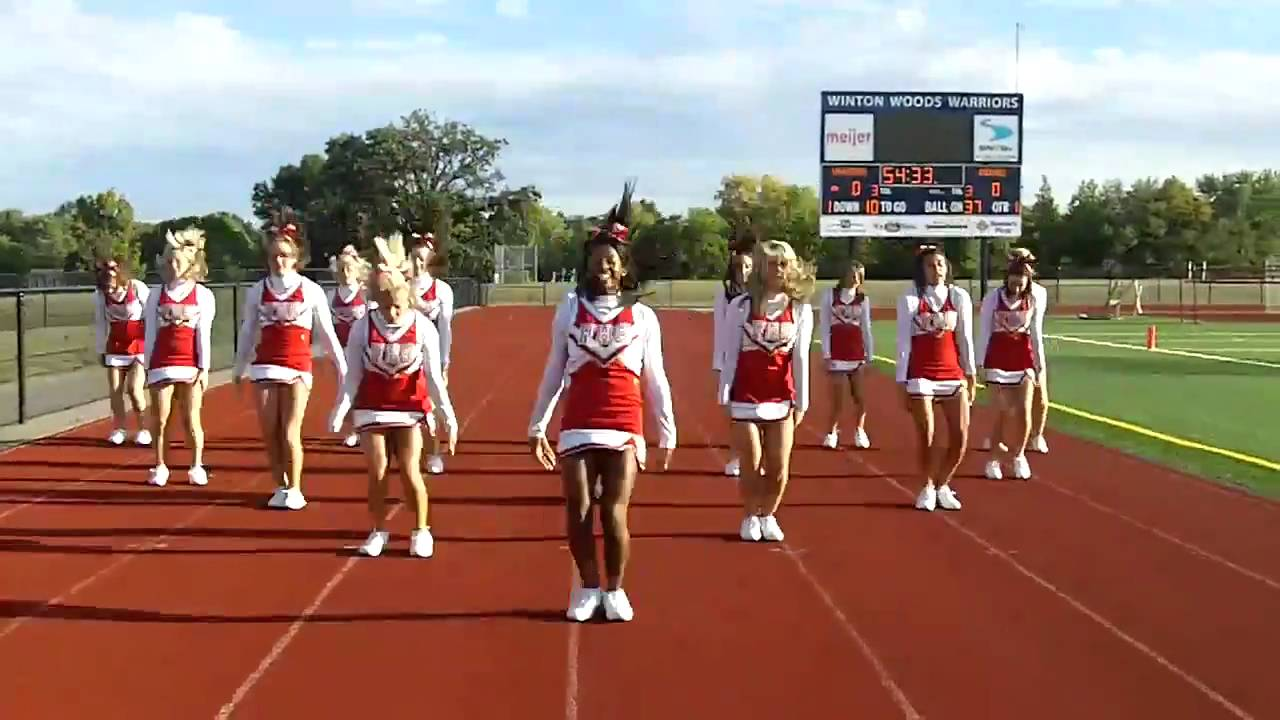 Fairfield high school hello cheer youtube The fairfield
