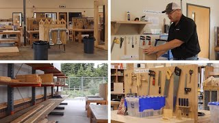 BuildingSkills Lab Tour - North Bend High School