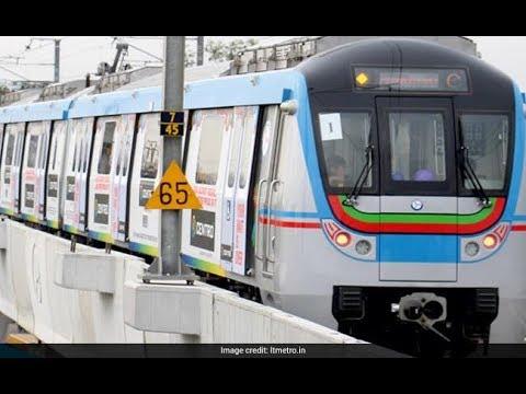 🔴LIVE: PM Narendra Modi inaugurates Hyderabad Metro Project