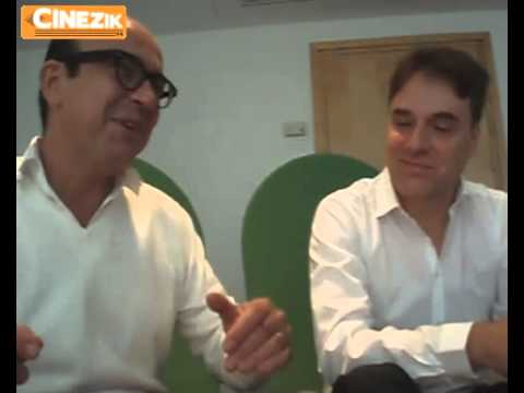 Interview Karl Zéro & Laurent Levesque   STARKO