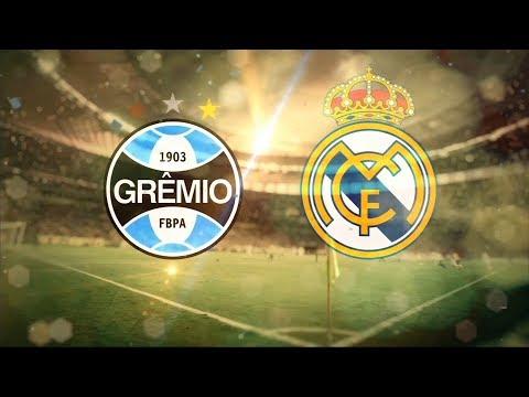 Chamada Globo/Rede: Grêmio (BRA) X Real Madrid (ESP) (Mundial de Clubes 17 - Final)