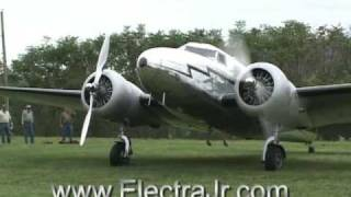 1936 Lockheed Electra Jr. 12A - Fly/In Cruise/In