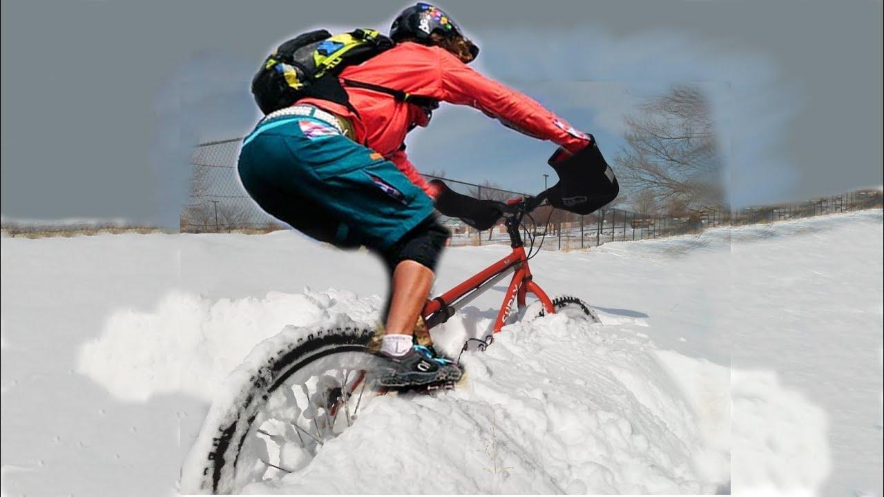 how to ride big bike