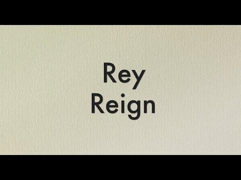 Rey / Reign - Bilingual Karaoke Version