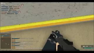 RPK 12 TRICKSHOT!!!!!!!! /ROBLOX PHANTOM FORCES