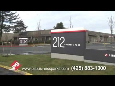 212 Business Park Business Center in Kent, WA