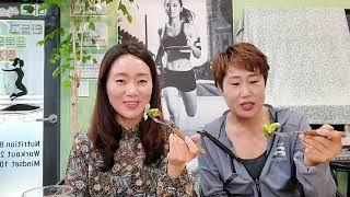 저탄수화물~다이어트 식단^^ 브로콜리 스크램블~~^^ …