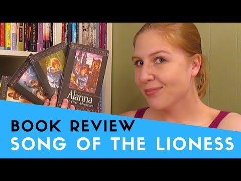 Song of the Lioness Series Review (Spoiler Free)