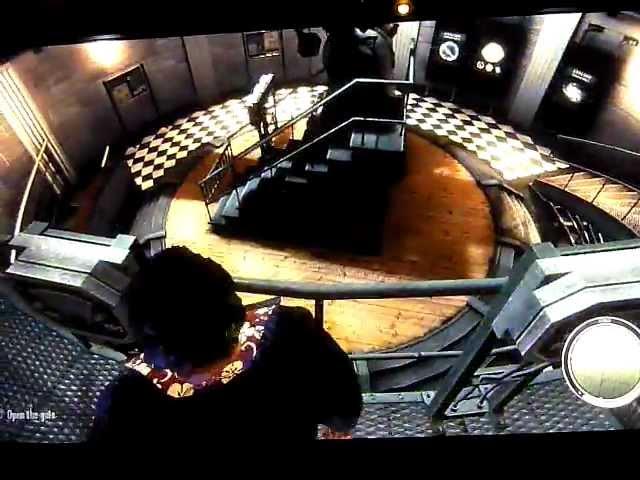 mafia 2 glitch/secret the observatory