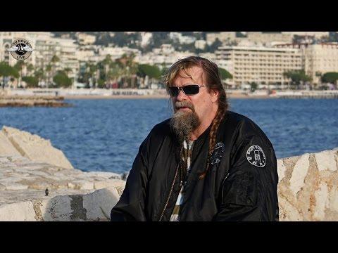 Chris Holmes - Interview - Cannes 2015 - TV Rock Live -  Traduction en Français