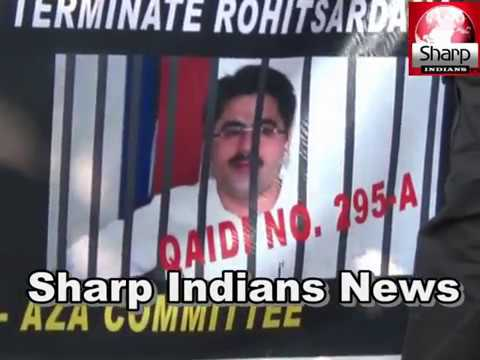 FIR Registed against Rohit Sardana for insulting Prophet Muhammad's daughter and wife ||Htderabad.