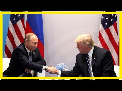 Why is Trump leaving the nation defenseless against Russian attacks?