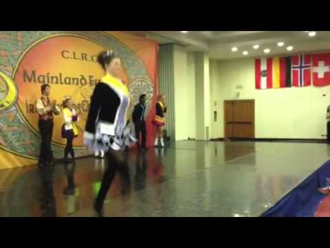 Mainland Europe Championship 2011 - Parade of Champions Over 17