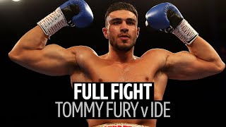Full Fight: Tommy Fury v Callum Ide | First professional knockout thumbnail