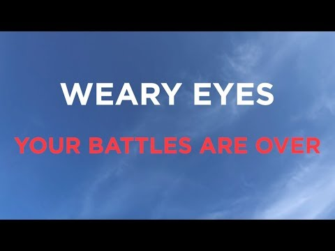 Weary Eyes — Your Battles Are Over (guitar playthrough) Mp3