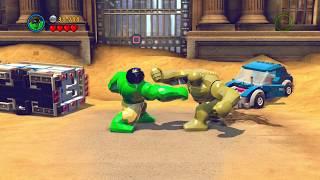Hulk vs Monster /Children Toy Kinder Spielzeug Hulk und Lego Spielzeuge