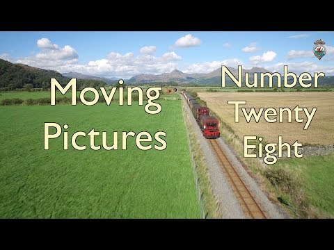 Moving Pictures Number Twenty Eight 25/2/19