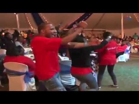 Masai Africa Safaris Teambuilding Facilitation For  NMG Sports Day Trophy